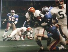 LEROY KELLY HOF 64 Champs Signed Autograph 16x20 Photo Cleveland Browns JSA Wit