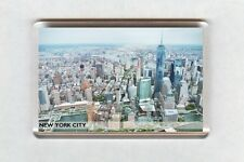 USA Fridge Magnet - New York City (1)