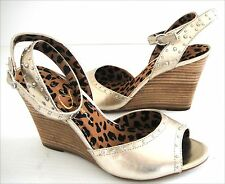 New Jessica Simpson Women's  Wedge Sandal US size 9.5 EUR 39.5
