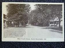 1934 West Fourth Street in North Manchester, In Indiana PC