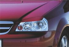 Cilia head lights Headlights eyebrows Chevrolet Lacetti sed 2003- Design Type -2