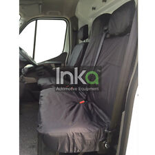 Nissan NV400 Front Seats Inka Tailored Waterproof Covers Grey 10-16