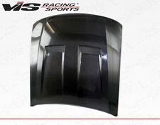 Heat Extractor Style VIS Carbon Fiber Hood For 99-04 Ford MUSTANG 2dr 99FDMUS2DG