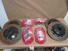 Ferrari 550 / 575  Brembo 6 Piston Caliper Big Brake Kit Pads,Pins,Spring.