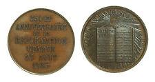 pci2461) Medaglie Estere SVIZZERA-GINEVRA - Medaglia 1885 anniversario riforma
