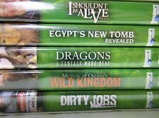 Best of Discovery Channel Volume 3 DVD Set of 5 Videos in Box