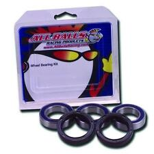 Honda CBR929 RR Fireblade Rear Wheel Bearings & Seals Kit, By AllBalls Racing