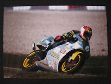 Photo Jovink Raps Aprilia 250 2002 #6 Jarno Boesveld (NED) pre Dutch TT Assen