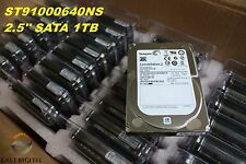"ST91000640NS Seagate Constellation 1TB 7.2K  SATA 6Gb/s Enterprise 2.5"" HDD NEW"