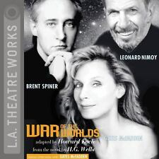 The War of the Worlds by Gates McFadden, Brent Spiner, H. G. Wells and...