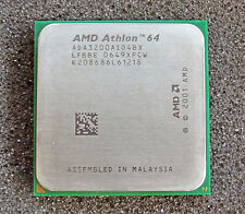 AMD Athlon 64 3200+  2.2GHz Socket 754 CPU Newcastle ADA3200AI04BX
