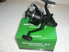 Shimano Baby Baitrunner ST 4000 FB Reel Fishing tackle