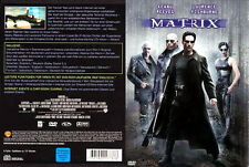 Matrix, Sci-Fi-Action mit Keanu Reeves, Laurence Fishburne, Carrie Ann Moss, DVD