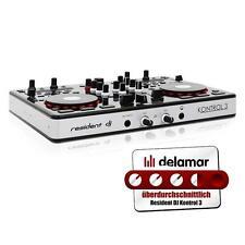 RESIDENT DJ USB MIDI CONTROLLER STUDIO MIXER AUDIO INTERFACE MISCHPULT KONSOLE