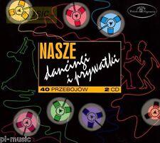= NASZE DANCINGI I PRYWATKI / 2CD sealed digipack  /  POLSKIE przeboje