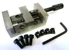 """Precision 2-3/8"""" x 2-3/16"""" Vise for Machining Milling Grinding Drilling T&D New"""