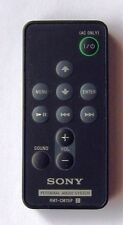 Sony RMT-CM15IP Remote Control for some Sony Audio Docking Systems