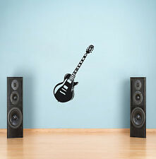 Wall Sticker Guitar Pattern Vinyl Art Decal Removable Wallpaper Home Decoration
