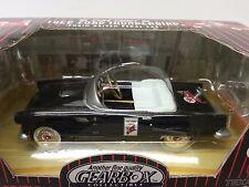 GEARBOX TEXACO FIRE CHIEF 1956 FORD THUNDERBIRD PEDAL CAR BLACK SERIES #3 q4