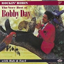 Rockin' Robin: The Very Best of Bobby Day, New Music