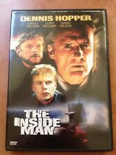 ☀️ The Inside Man DVD 2003 Dennis Hopper Hardy Kruger