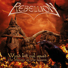 REBELLION - Wyrd Bid Ful Araed-The History Of The Saxons CD ( 200891 )