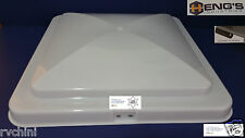 14 x 14 Heng's  Roof Vent Cover  for RV Motorhome Trailer or Campers New