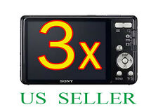 3x Clear LCD Screen Protector Guard Cover Film For Sony Camera NEX-6 NEX6