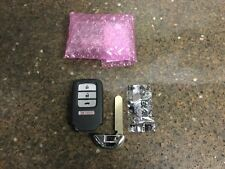 HONDA ACCORD smart key keyless entry remote fob 2013-2016 DRIVER 2 + BLANK KEY
