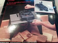 CRAFTSMAN ROUTER TABLE ATTACHMENT ROSETTE MAKER