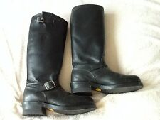 TALL  CHIPPEWA  BOOTS - SIZE UK 7