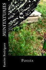 Minitatuajes by Ramiro Rodríguez (2012, Paperback)