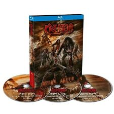 "KREATOR ""DYING ALIVE"" BLU RAY+ 2 CD LIMITED EDITION NEU+++++++++++"