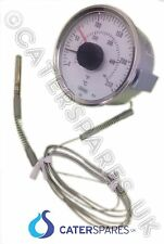 FRYING CHIP/FISH RANGE FRYER TEMPERATURE THERMOSTAT CLOCK CONTROL DIAL 80MM 250C