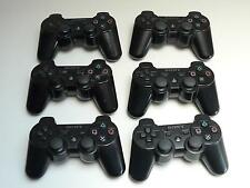 6x Sony PlayStation 3 CECH2C2E & 1E DualShock PS3 Controllers - FAULTY for Parts