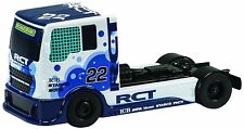 "Scalextric ""Team Scalextric"" Racing Truck Blue #22 1:32nd Scale Slot Car"