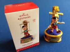 Pinocchio (Disney) 75th Anniversary - 2015 Hallmark Keepsake ornament in box