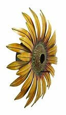Deco 79 63802 Metal Decorative Sunflower Bird House, 16-Inch , New, Free Shippin