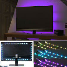 TV-Hintergrundbeleuchtung LED Leiste LED Strip Multicolour Ambiente Mood Light