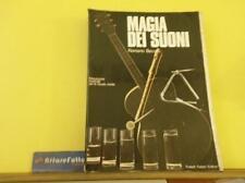 ART L815 LIBRO MAGIA DEI SUONI - BECATTI - ANNO 1978