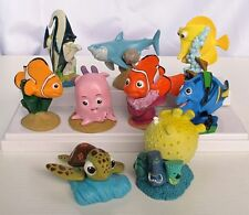 KETNET NEW Pixar Story Finding Nemo Action Figure Toys Set of 9pcs
