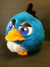 Angry Birds Deluxe 8in. Plush Toy Blue Bird