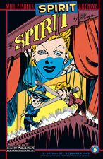 SPIRIT ARCHIVE #5 VZA deutsch LUXUS-HC TT lim.280 Ex+signed Artprint WILL EISNER