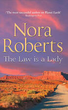 The Law Is A Lady, Roberts, Nora, New Book