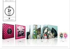 BLOCK B - H.E.R (Special Edition) HER CD + DVD + Photobook + 7 Poster set SEALED