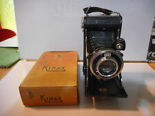 appareil photo ancien KINAX II en boite  in box old camera photographic