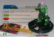 ABIN SUR #006 #6 Green Lantern Corps Fast Forces DC HeroClix