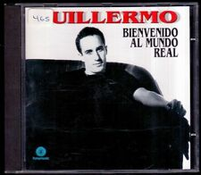 GUILLERMO - Bienvenido Al Mundo Real - SPAIN CD Fonomusic 1997 - 13 Tracks