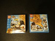 Lego Adventures Orient Exped - 7409 - Secret of the Tomb - New in Sealed Box