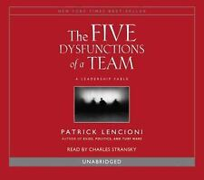 NEW - The Five Dysfunctions of a Team: A Leadership Fable